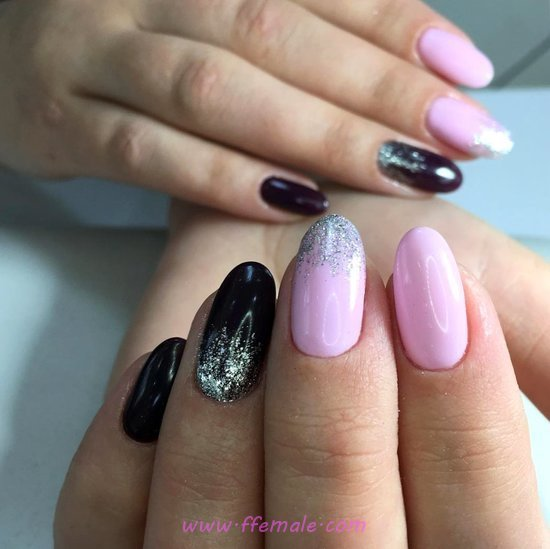 My Orderly Fashionable Gel Nail Design - nails, cutie, handsome, hollywood