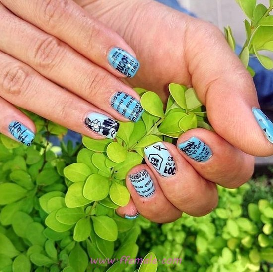 My Pretty & Creative Art Ideas - sexy, nailart, nailidea, delightful