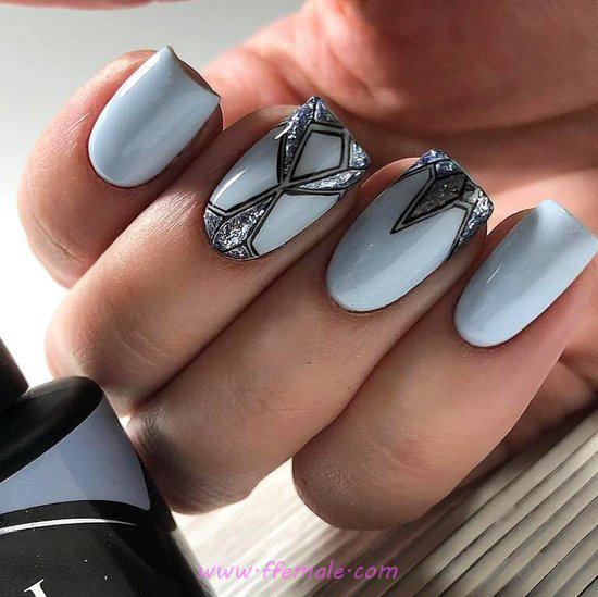 My Professionail And Fashion French Nail Ideas - awesome, nailsdone,  nailstyle, nails - 100 Fantastic Acrylic Nail Designs For Fall ⋆ Ffemale.com