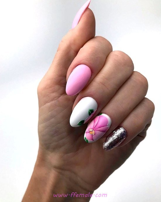 My Professionail & Cute French Acrylic Nails Style - sexiest, awesome, charming, nail