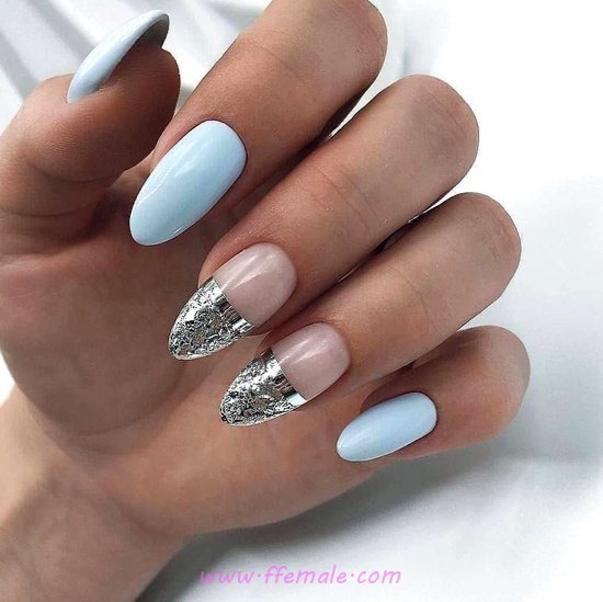 My Stately & Balanced French Idea - nailideas, nail, perfect, party