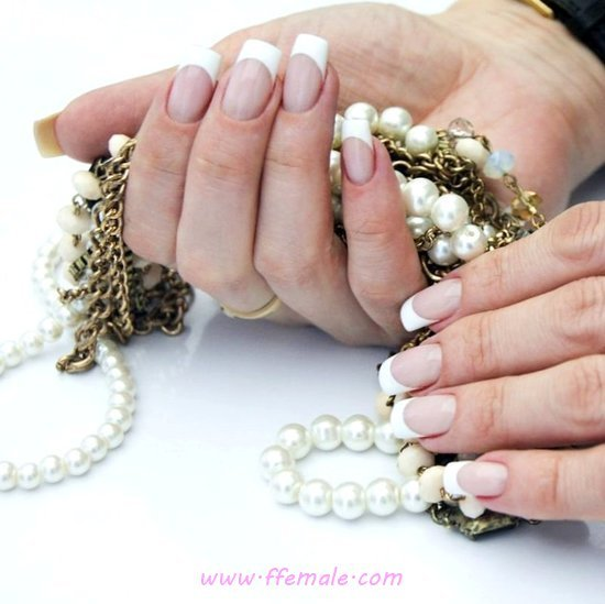 My Super And Chic Gel Nail Trend - selection, charming, acrylic, nail