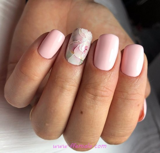 My Super And Delightful French Manicure Art Ideas - goingout, hilarious, selfnail, nail