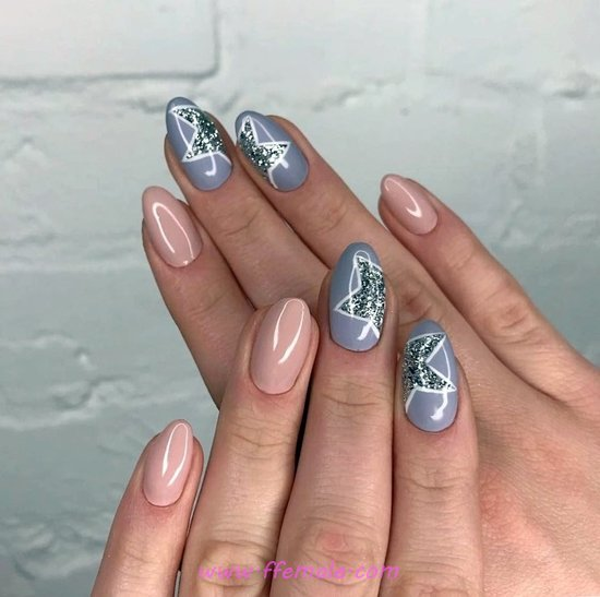 My Trendy French Nail Style - top, gel, nail, fashionable, dreamy