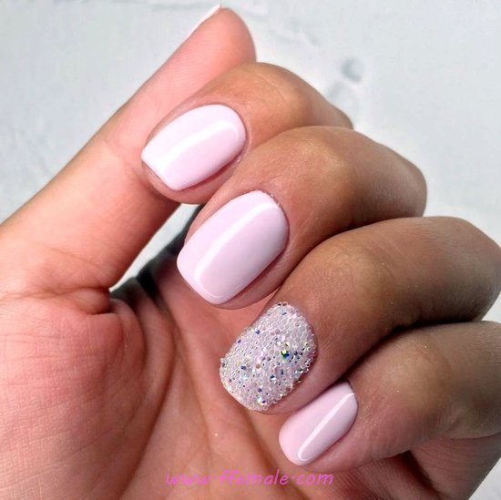 Neat And Awesome Manicure Style - graceful, nail, hollywood, cool