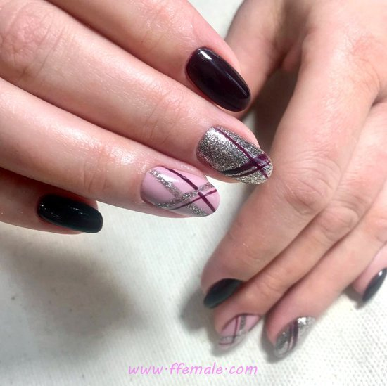 Neat & Awesome Gel Nail Art Ideas - graceful, neat, nailart, party
