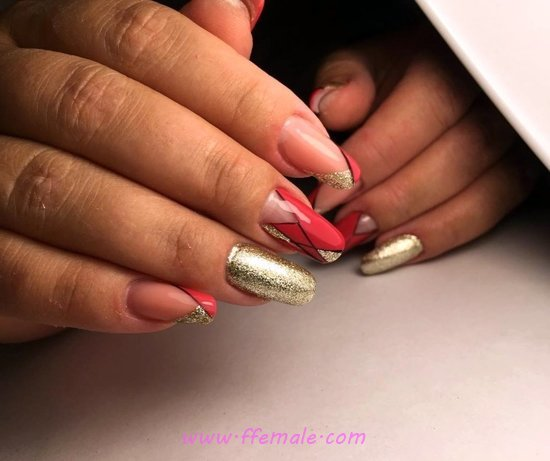 Neat Best American Acrylic Nail Design - sexy, nails, handsome, cunning