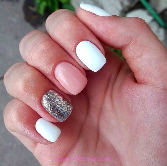 Neat Chic Acrylic Nails Design Ideas - cunning, sexiest, nailart, artful