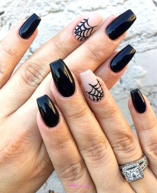 Orderly And Fashionable Gel Nails Design - diy, nailart, style, nice, fashion