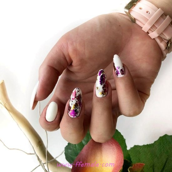Orderly & Birthday Gel Nails - cutie, nail, nice, getnails, adorable