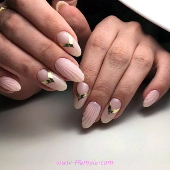 Orderly Fashionable Acrylic Nail - diynailart, nailart, nailtutorial
