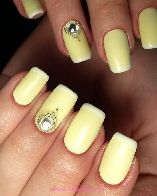Orderly & Fresh Nail Trend - loveable, party, nails, naildesigns