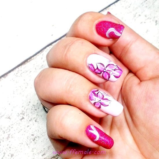 Perfect And Chic Nails Design - nail, nailtech, getnails, cutie, teen