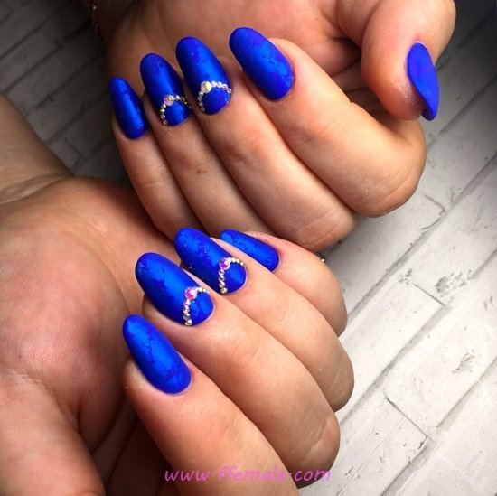Perfect & Fashion Nail Trend - diy, nails, nailartideas, love