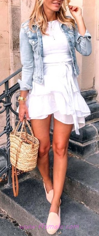 Perfect & Fashionable Summer Season Design - trendy, attractive, fancy, posing