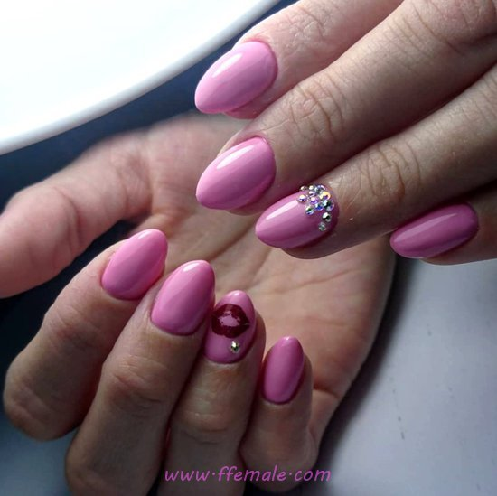 Pretty Awesome Acrylic Nail Idea - handsome, design, best, nails