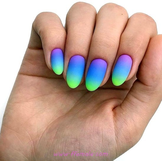 Pretty & Awesome Gel Nail Design - hollywood, nail, naildesign, perfect
