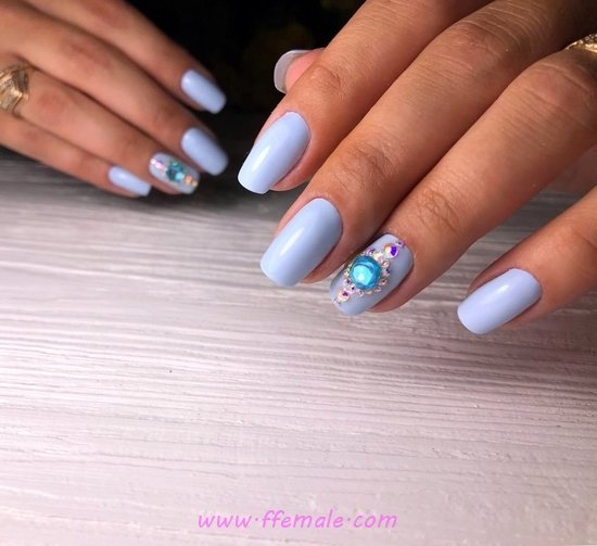 Pretty Dainty Nail Art - nails, furnished, idea, loveable