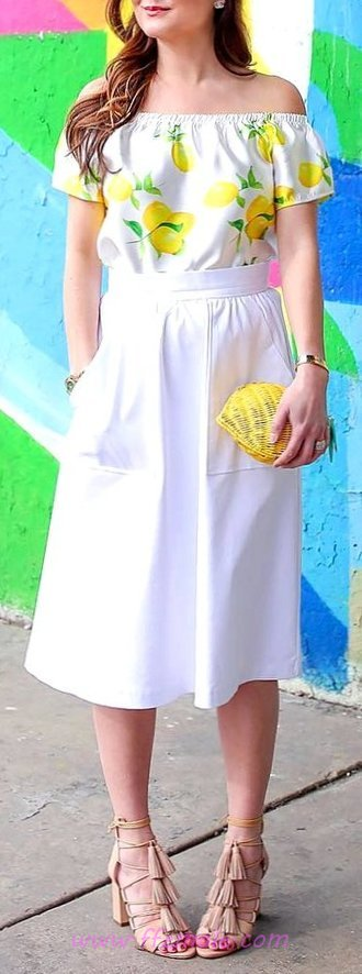 Pretty & Elegant Summer Dress - trending, fancy, thecollection, attractive