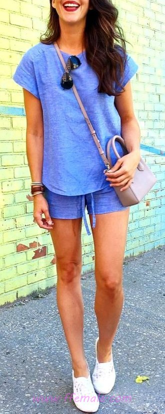 Relaxed & Awesome Sunny Day Outfits - posing, modern, fashionista