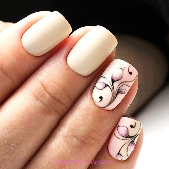 Sexy And Colorful Design Ideas - nailart, nailstyle, teen, beautytips