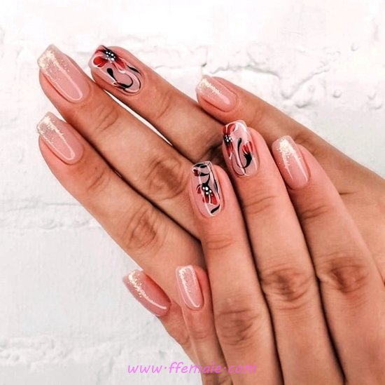 Sexy And Delightful Trend - nails, acrylicnails, nice, cutie
