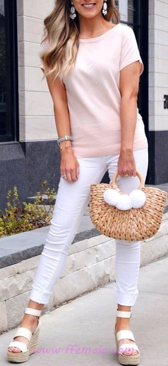 Simple & Adorable Summer Month Outfits - graceful, clothes, inspiration, posing