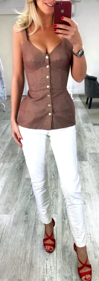 Simple And So Classic Summer Idea - lifestyle, cute, women, outfits