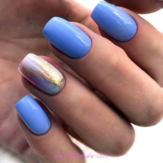 Stately And Ceremonial Acrylic Nail Art Design - nail, graceful, charming, ideas