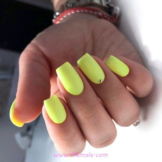 Stately And Charming French Gel Nails Design Ideas - top, nailideas, nails, magic, cutie