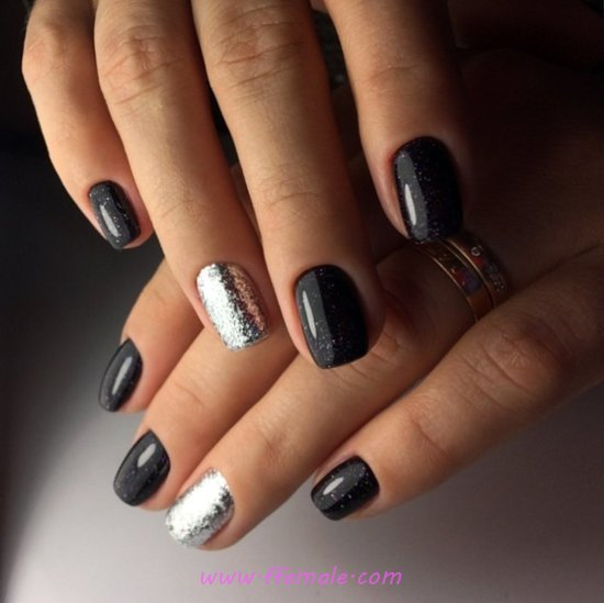 Stately And Fantastic French Nail - pretty, awesome, classic, nail