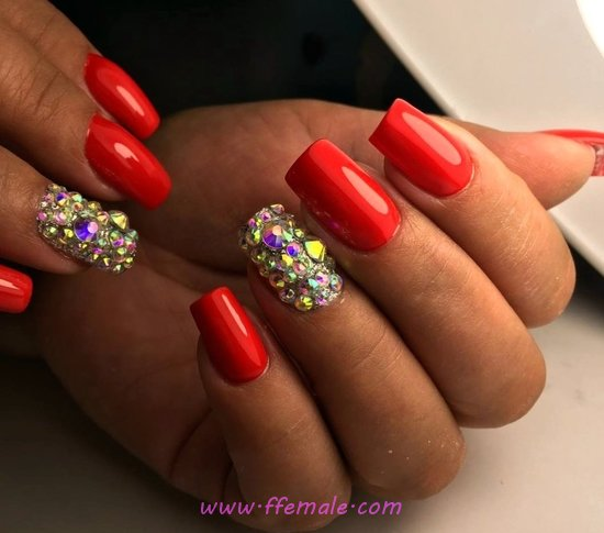 105 Cute And Bright Nail Designs Page 2 Of 4 Ffemale