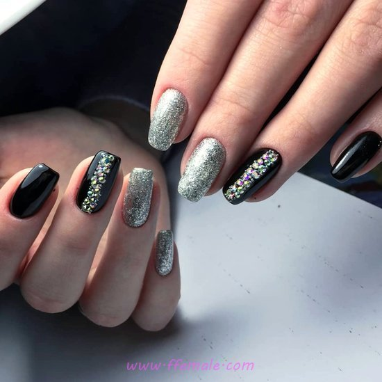 Stately And Fashionable American Nail Art - amusing, nailartideas, nails, nice
