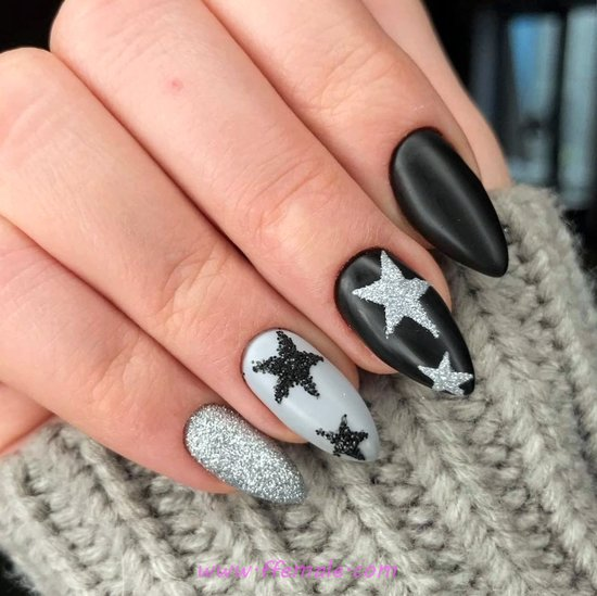 Super And Casual Nail Trend - clever, party, nailartdesigns, nail
