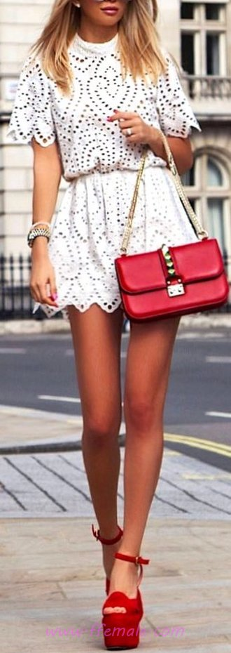 Super Attractive Summer Fashion - flashy, fashionable, cool, photoshoot