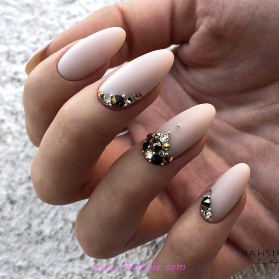 Super & Classic American Gel Nail Art - trendy, teen, gotnails, nails, cool