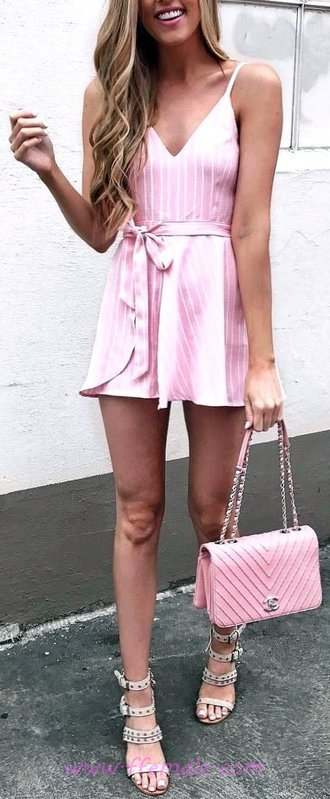 Sweet & Furnished Summer Look - styleaddict, street, cute