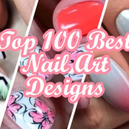 Top Best Nail Art Designs