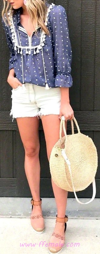 Top And Fashionable Summer Season Items - cute, cool, clothes, wearing