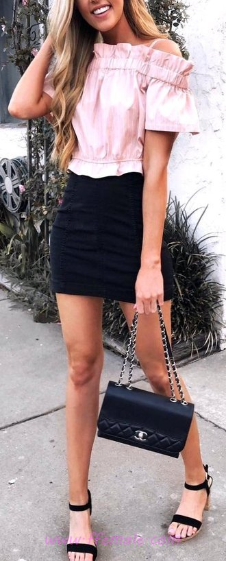 Top & Glamour Summer Season Outfits - flashy, outfits, trendy, inspiration