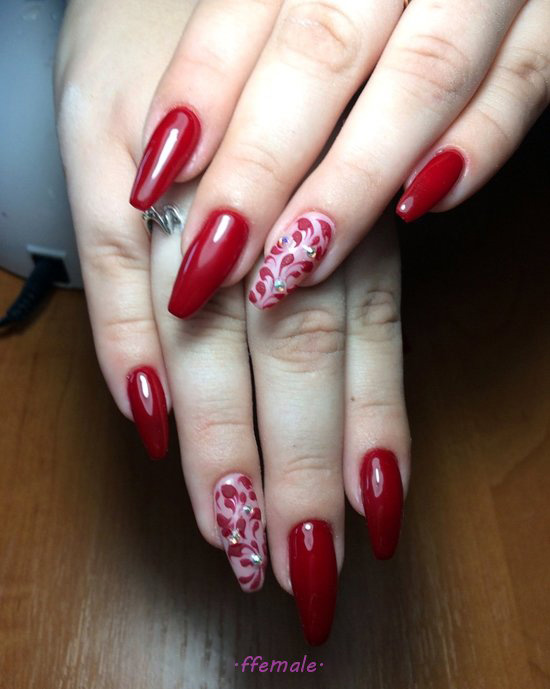 Trendy & Adorable French Gel Manicure Art Ideas - simple, beautiful, diynailart, nails