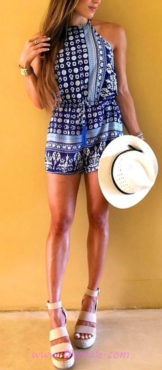 Trendy & Adorable Summer Inspiration Idea - fashionmodel, fancy, thecollection, attractive
