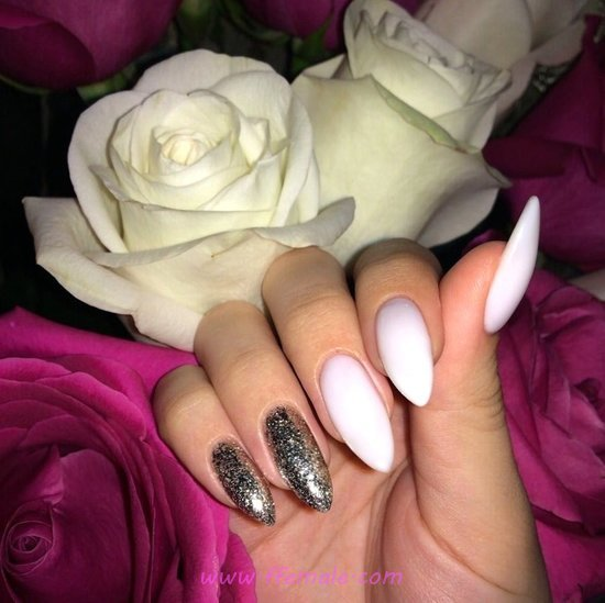 Trendy And Balanced Acrylic Nail Art - acrylic, precious, cunning, nails