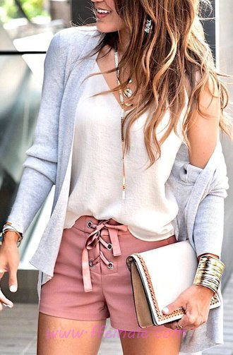 Trendy And Graceful Summer Design And Style - fancy, sweet, women, inspiration