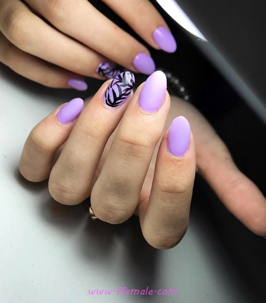Unique And Birthday Manicure Art Ideas - charming, gorgeous, nail, selection