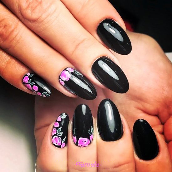 Unique And Cool Manicure Design - lovely, gelnails, delightful, nails