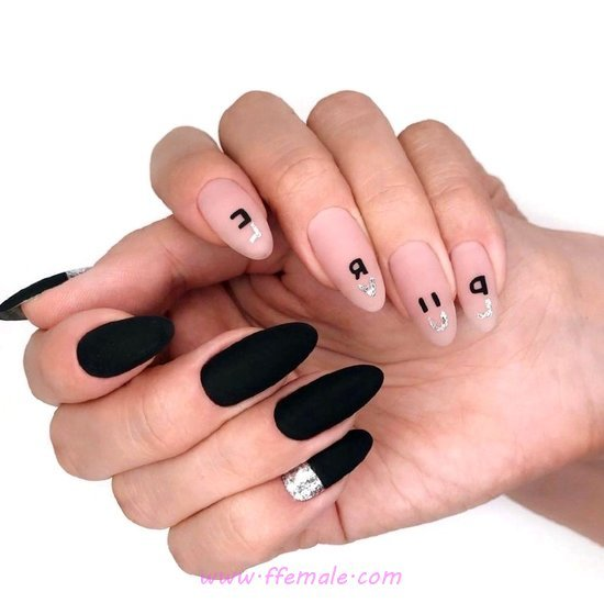 Unique And Enchanting American Acrylic Manicure Style - cunning, inspiration, nail, getnails