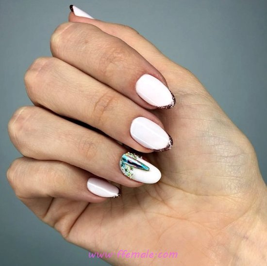 Wonderful And Charming Art - smart, best, nailidea, nails, gel