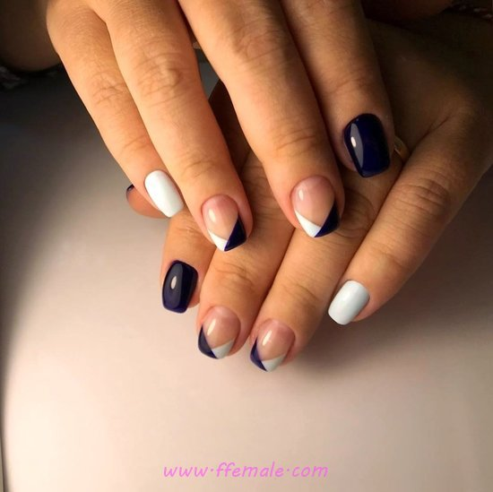 Wonderful And Classic Acrylic Nails Design Ideas - clever, fashion, nailtech, nails