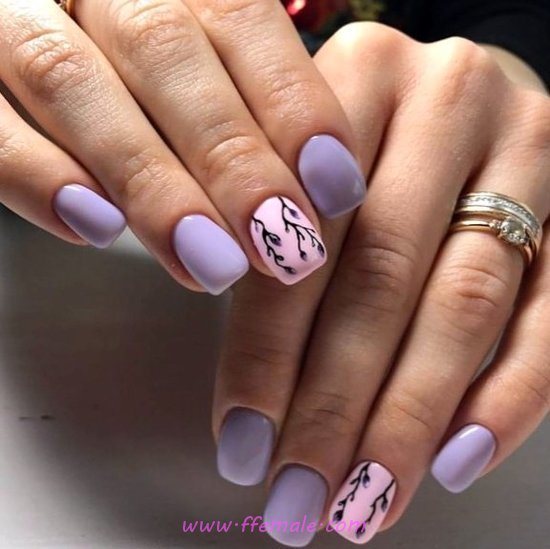 Wonderful & Balanced French Gel Nail Trend - acrylic, loveable, handsome, nail